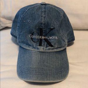 Calvin Klein Denim Hat